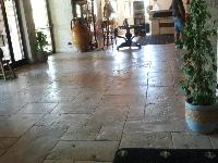 ANCIENT FLOORING OF RECOVERY OLDSTONE OF BOURGOGNE IN STOCK FOR EXPORT CUT 5 CM.IN PALETT FROM M2.10,54 Cad. AVAILABLE IN WAREHOUSE 500 M2.IN STOCK. (GUARANTEED TRANSPORT)MATERIAUX ANCIENS IN STONE OF BOURGOGNE.RECLAIMED ANTIQUE LIMESTONE