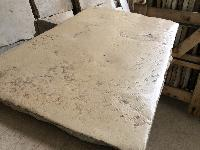 ANCIENT FLOORING OF RECOVERY STONE OF BOURGOGNE AGE 1700 ORIGINATE THEM,<br> SIMENSION FROM 10 TO 6 CM.<br> AVAILABLE IN WAREHOUSE STOCK OF 1000 M2.<br> MATERIAUX ANCIENS,RECLAIMED ANTIQUE LIMESTONE