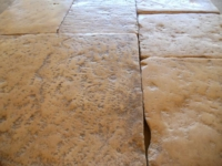 ANTIQUE LIMESTONE FLOORING, STOCKS