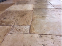 ANTIQUE STONE FLOORS 17TH CENTURY,
