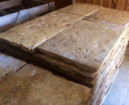 RECLAIMED STONE FLOORS,ANTIQUE DALLE DE BOURGOGNE,